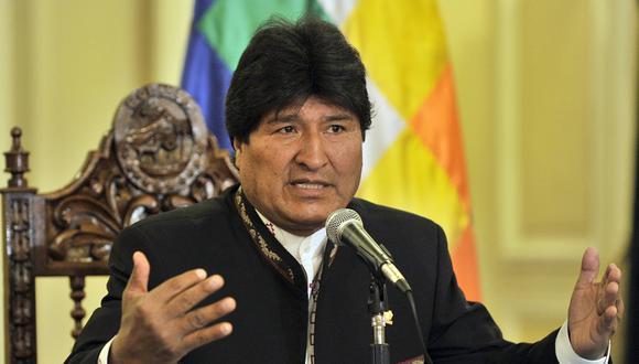 En medio de la crisis, Evo Morales no solo enfrentaba la oposición de la extrema derecha, también la de sectores medios y parte de sus bases tradicionales de apoyo. (Foto: EFE)
