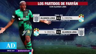 Alianza Lima: El plan para que Jefferson Farfán llegue en óptimas condiciones a la final de la Liga 1