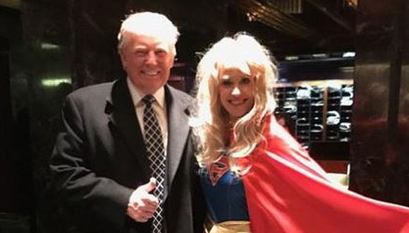 Donald Trump fue a una fiesta de disfraces, ¿de qué se vistió?
