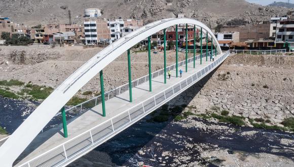 Jorge Muñoz sostuvo que esta obra demandó una inversión de más de S/10 millones, provenientes de la Autoridad para la Reconstrucción con Cambios. (Foto: MML)