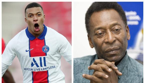 """Arsène Wenger: """"Veo similitudes entre Kylian Mbappé y Pelé"""""""