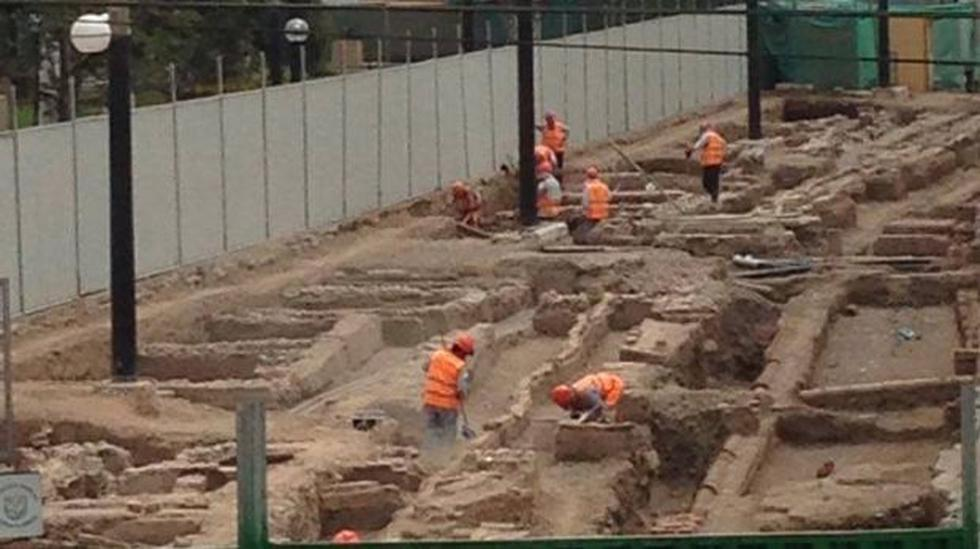 ¿Qué son estos 'canales' desenterrados por obras en Miraflores? - 1