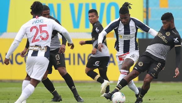 Carlos Ascues llegó a Alianza Lima procedente del Orlando City de la MLS. (Foto: Liga de Fútbol Profesional)