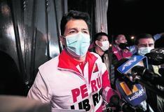 Excongresistas y técnicos se acercan a la candidatura de Pedro Castillo