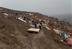 Recuperan más de 43 mil m2 de terrenos del Estado que habían sido invadidos