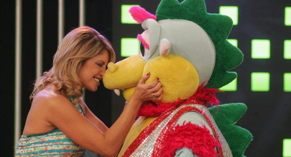 """Karina y TImoteo"". (Foto: Archivo)"