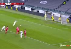 Juventus vs. SPAL: Álvaro Morata marcó de penal el 1-0 por la Copa de Italia   VIDEO