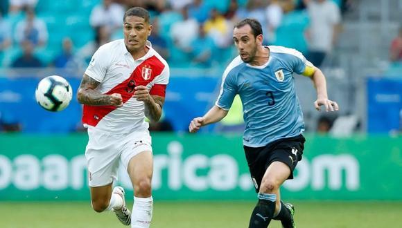 Diego Godín analizó a la selección de Uruguay antes de las Eliminatorias. (Foto: EFE)