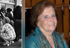 Ella es la maestra símbolo en 1972, en el recuerdo de tres alumnas que nunca olvidaron sus lecciones