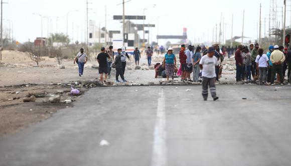 """Los legisladores de Acción Popular cuestionaron que el Poder Ejecutivo utilice """"a la Policía Nacional del Perú sin ningún criterio técnico ni táctico"""" . (Foto: Hugo Curotto / GEC)"""