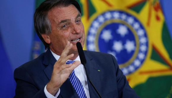 Este programa se une a otras iniciativas impulsadas por Bolsonaro en favor de los policías, que representan una parte significativa de su base de apoyo.  (Foto: Adriano Machado / Reuters)