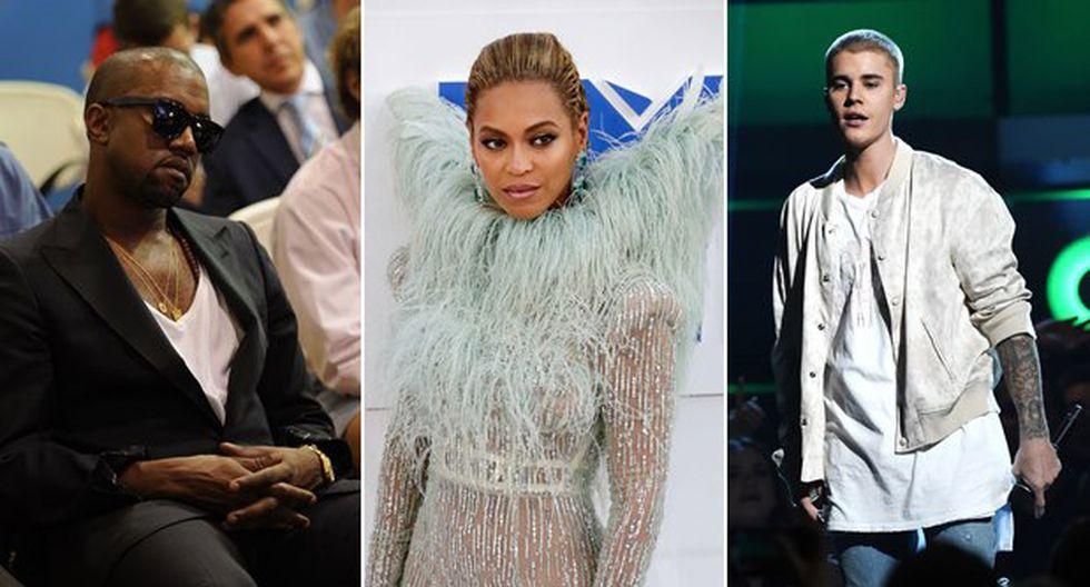 MTV EMA 2016: Beyoncé y Justin Bieber lideran nominaciones