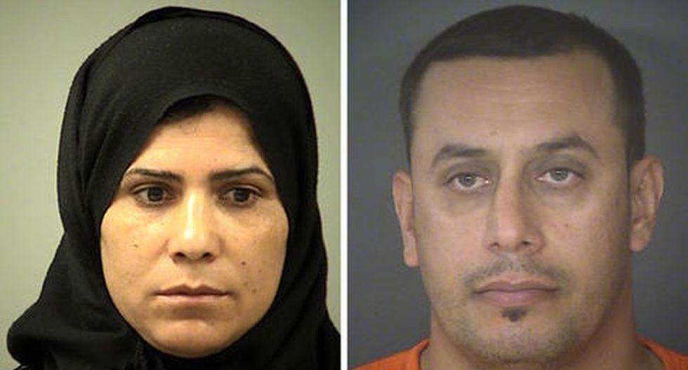 Abdulah Fahmi Al Hishmawi, de 34 años, y Hamdiyah Sabah Al Hishmawi, de 33, fueron arrestados acusados de violencia familiar, aunque este domingo salieron en libertad tras pagar una fianza de 30.000 dólares.