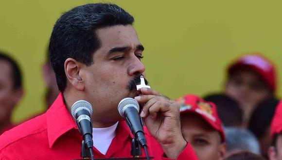 Venezuela: Maduro decreta feriado toda la Semana Santa
