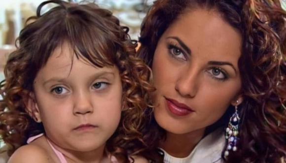 """Kristel Casteele es el nombre de la actriz que interpretó a la pequeña Fernanda en """"Rubí"""" (Foto: Televisa)"""