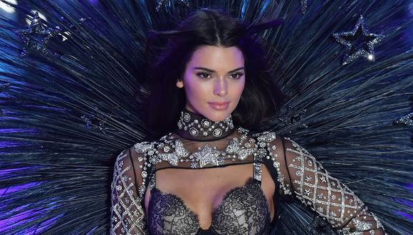 Muchos creen que Kendall Jenner ya olvidó a Ben Simmons. (Foto: AFP)