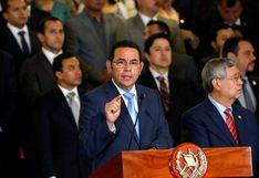 """Jimmy Morales ordena denunciar a la Cicig para que """"rinda cuentas"""" en Guatemala"""