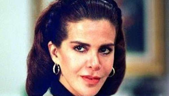 """Renata Flores alcanzó la fama cuando interpretó a la malvada Leopoldina en """"Rosa Salvaje"""" (Foto: Televisa)"""