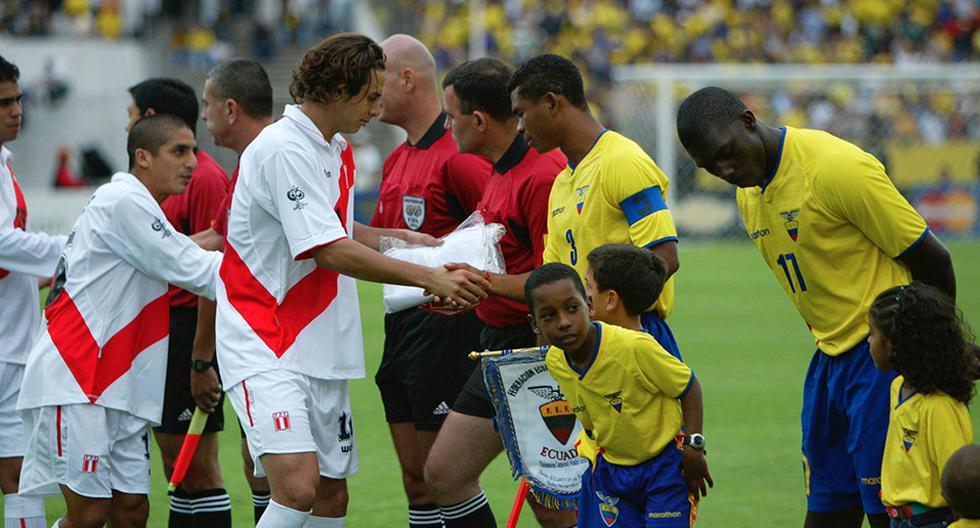 Perú fue goleado 5-1 por Ecuador, en Quito, el 21 de noviembre de 2007, por las Eliminatorias Sudáfrica 2010. (Foto: El Comercio de Quito)