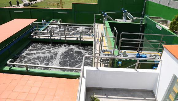 Miraflores regará el 30% de sus parques con agua reciclada