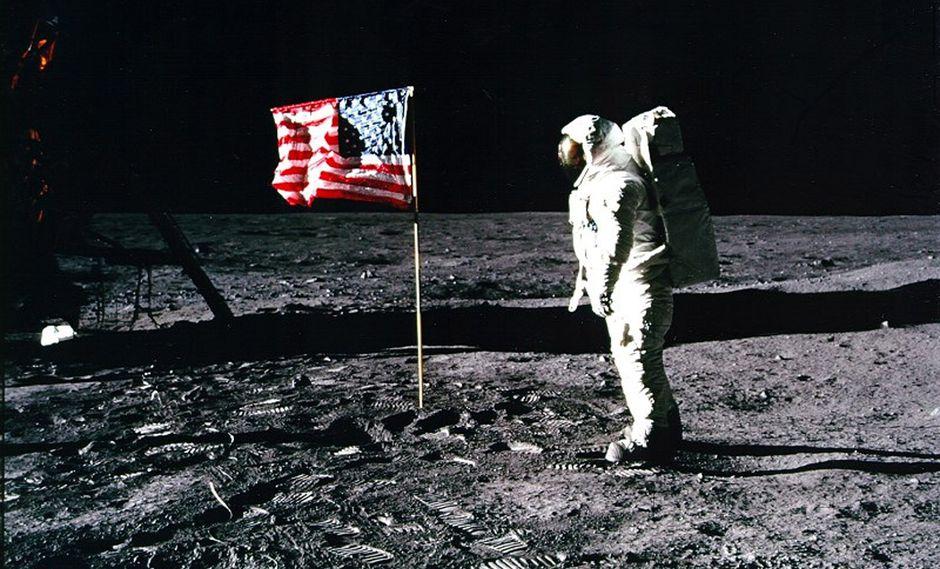 Los astronautas Neil Armstrong y Buzz Aldrin se convirtieron hace 50 años en los primeros seres humanos en pisar la Luna, una hazaña vista en televisión por unas 500 millones de personas. (Foto: NASA)