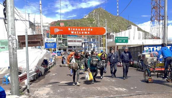 Migraciones dispuso la expulsión de los cinco ciudadanos extranjeros acusados de dañar el parque arqueológico de Machu Picchu. (Foto: PNP)