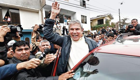 Según Leo Pinheiro, ex presidente de OAS, Luis Castañeda coordinó con él un aporte para su campaña. (Foto: César Fajardo/ Archivo El Comercio)
