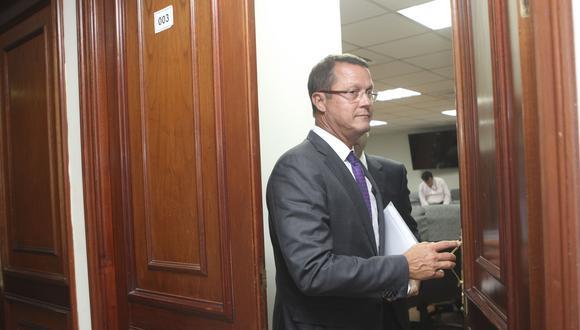 El ex representante de Odebrecht Jorge Barata sufre un revés en su defensa y el Poder Judicial rechazó el pedido de prescripción del delito de tráfico de influencias. (Foto: El Comercio)