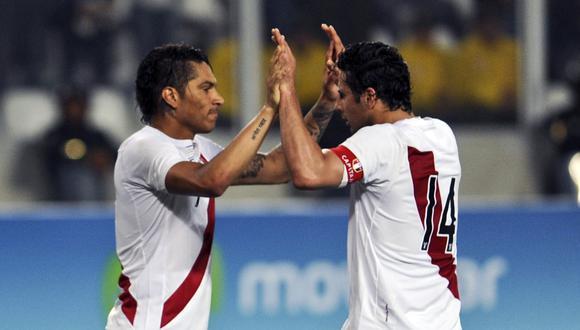 Guerrero y Pizarro coincidieron en Bayern antes de tomar diferentes rumbos. (Foto: AFP)