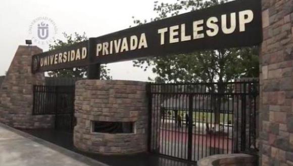 El 46% de los estudiantes de la Universidad Telesup (fundada en el 2004) recibían clases semipresenciales.