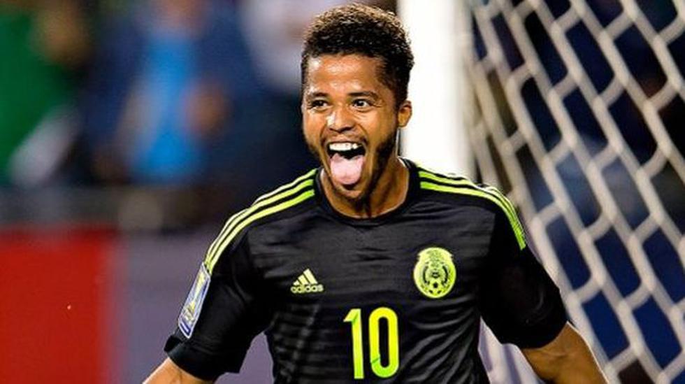 Selección mexicana: Giovani Dos Santos es baja ante EE.UU. - 1