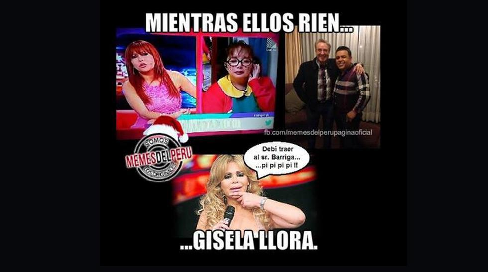 Magaly Medina: los memes de la entrevista a 'La Chilindrina' - 2
