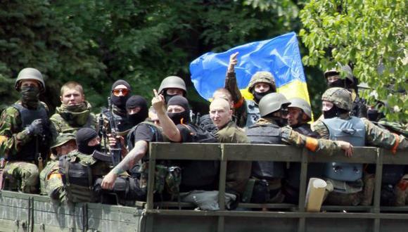 Ucrania se prepara para quedarse sin gas desde el lunes