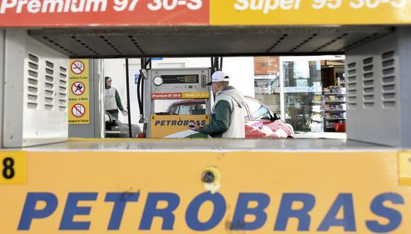 Petrobras, petrolera estatal del gobierno brasileño. (Foto: AFP)