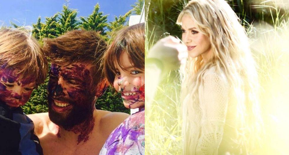 Shakira y Gerard Piqué juntos en nuevo video 'Me enamoré'