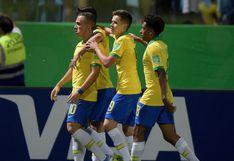 Brasil vs. Francia EN VIVO ONLINE vía DirecTV Sports: juegan por la semifinal del Mundial Sub 17 Brasil 2019