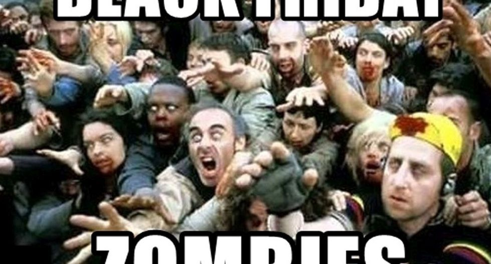 Diviértete con los mejores memes con motivo del Black Friday | Facebook