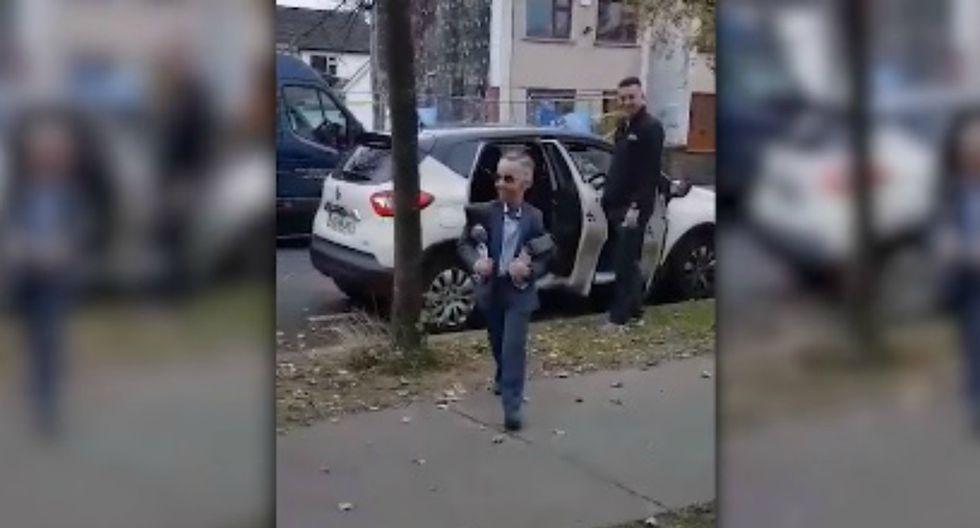 La madre del menor no pudo evitar sorprenderse al ver la reacción de las redes tras la publicación del video. (Foto: Facebook/Captura)