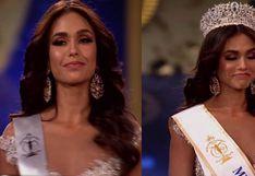 Miss Supranational 2019: así reaccionó Janick Maceta al no ganar el certamen | FOTOS