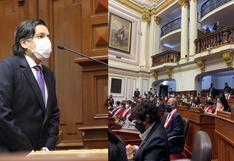 Edward Málaga-Trillo critica falta de medidas de bioseguridad en sesión plenaria presencial