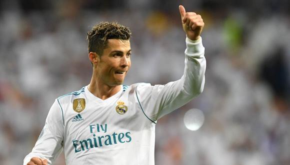 Cristiano Ronaldo disputó nueve temporada con la camiseta del Real Madrid. (Foto: AFP)