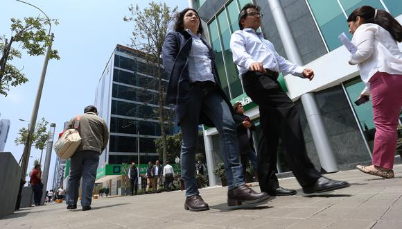 Los ingresos de los trabajadores se componen de un ingreso de carácter remunerativo y uno no remunerativo. (Foto: GEC)