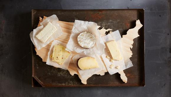 El queso es un ingrediente clave de diversas recetas no sólo saladas sino también dulces. (Foto: USDEC)