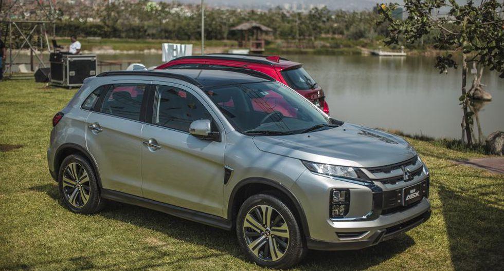La nueva SUV de Mitsubishi: fue presentado en el Salón de Ginebra y ya está en el Perú