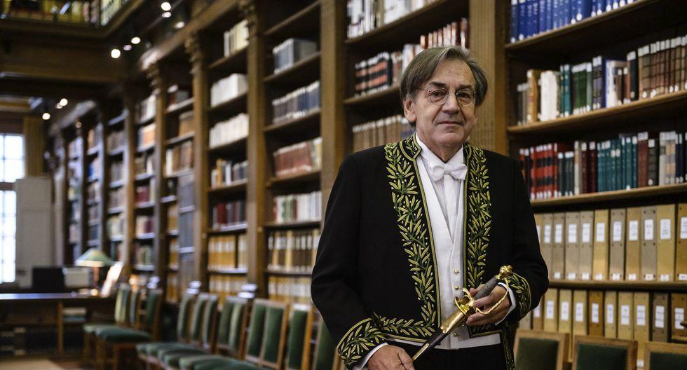 El filósofo y académico Alain Finkielkraut fue víctima de insultos antisemitas el sábado pasado en París. (Foto: EFE)