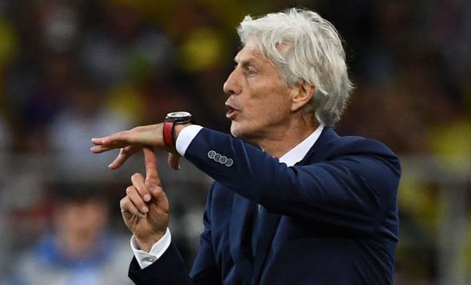José Pékerman. (Foto: AFP)
