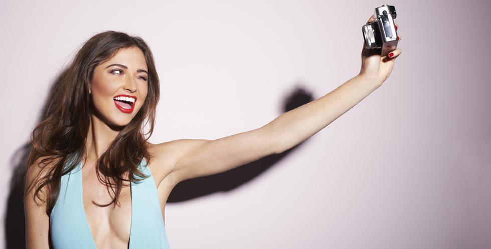 Mostrar lo necesario: Conoce más de los selfies 'Underboob' - 1