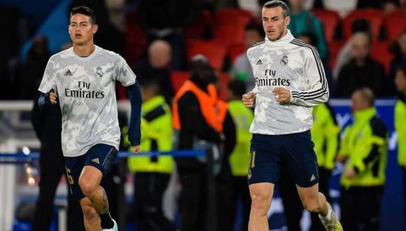 Gareth Bale ha ganado cuatro Champions League con el Madrid. (Foto: EFE)