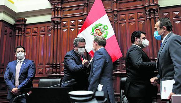 Ejecutivo y Congreso en pugna por aportes a la ONP