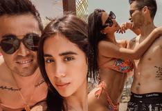 Melissa Paredes habría abandonado el departamento donde vivía con Rodrigo Cuba tras 'ampay' | VIDEO